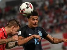 Dele Alli zeigte in der WM-Quali den Mittelfinger