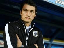 Vladimir Ivić wurde von einem Bierbecher getroffen
