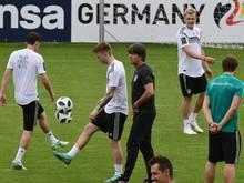 Der Weltmeister bereitet sich in Eppan auf die WM vor