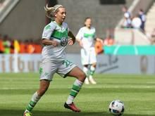 Lena Goeßling verlängert ihren Vertrag beim VfL Wolfsburg bis 2018