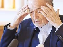 Sepp Blatter äußert sich kritisch zur Nations League