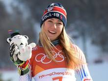 Mikaela Shiffrin setzt im Super-G bei Olympia aus