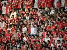 FIFA kündigt Überprüfung der Pfiffe gegen China-Hymne an