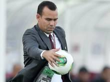 Dudamel ist neuer Nationaltrainer in Venezuela