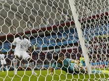 Erstmals wird bei einem WM-Turnier die Torlinientechnik benötigt