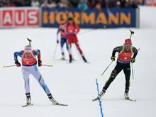 Weltcup-Finale im Biathlon findet in Tjumen statt