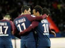 Frisches Geld für Paris Saint-Germain
