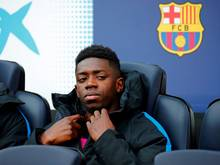 Ousmane Dembéléfehlt beim Barca-Training