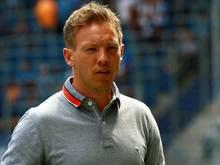Julian Nagelsmann und Hoffenheim spielen in der Königsklasse