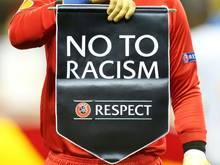 Sieben Spiele Sperre für rassistische Äußerung