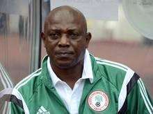 Keshi ist vorerst wieder Nigerias Nationaltrainer