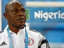 Nigerias Coach Keshi bei Afrika-Teams sehr beliebt