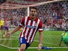 Koke verlängert bei Atlético Madrid