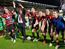Die Wanderers gewinnen asiatische Champions League