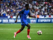 Nicht im Kader der Équipe Tricolore: Ousmane Dembélé