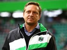 Horst Heldt soll mit dem VfL Wolfsburg in Kontakt stehen