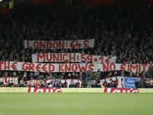 Wegen des Fanprotests wird gegen beide Vereine ermittelt