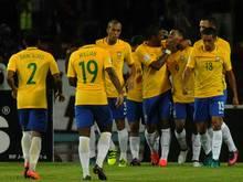 Brasilien liegt auf WM-Kurs