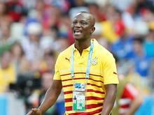 Appiah wird zum zweiten Mal Trainer von Ghana