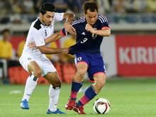 Japan und Südkorea siegen in Vorbereitungsspielen