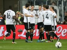 Deutschland gelingt ein historisches 4:1 gegen Italien