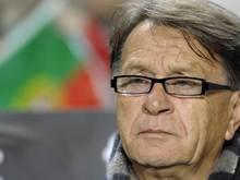 Miroslav Blazevic wird neuer Trainer von Sloboda Tuzla