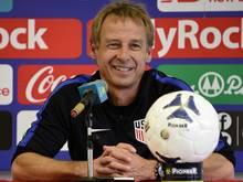 Warnt vor zu viel Zufriedenheit: Jürgen Klinsmann