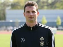 Erneut Torwarttrainer der DFB-Damen: Michael Fuchs