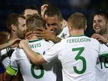 Klarer Sieg für Deutschlands Gruppengegner Nordirland