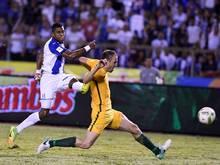 Australien erkämpft sich in Honduras ein 0:0