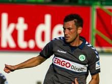 Goran Sukalo traf für Greuther Fürth