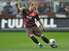 Florian Kringe schießt St. Pauli zu Auswärtssieg