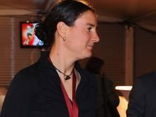 Neue Ehrenspielführerin des DFB: Birgit Prinz