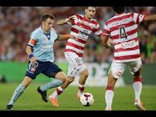 3-1 dall'Adelaide. Il n.10 lascerebbe Sky Blues a fine stagione