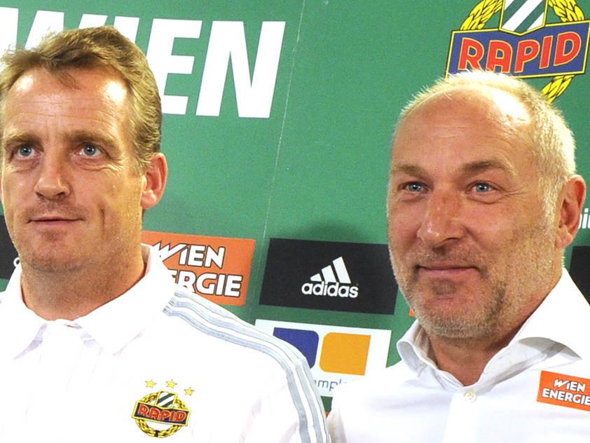 Ex-Trainer und Sportchef verabschiedeten sich