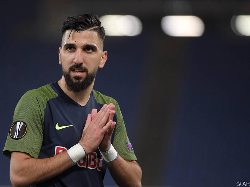 Munas Dabburs Vertrag bei Salzburg läuft noch bis Sommer 2021