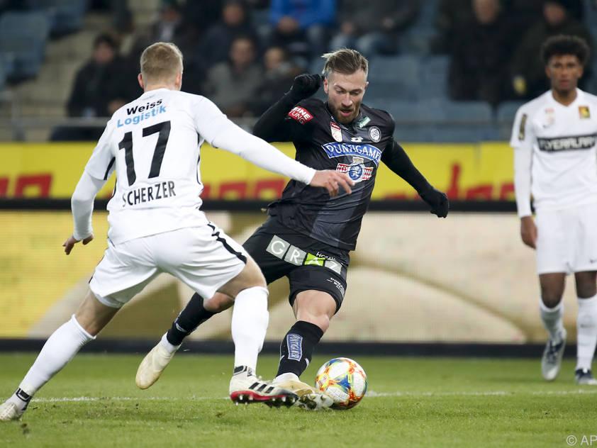 Peter Žulj will in große Liga