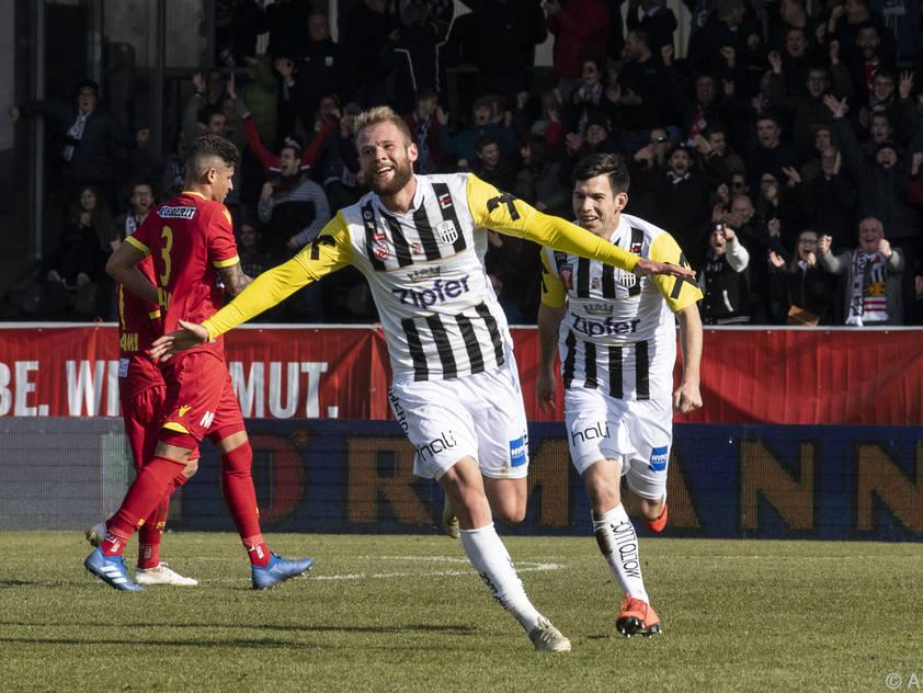 6:0-Cupsieg über St. Pölten bekräftigte die hohen Ansprüche