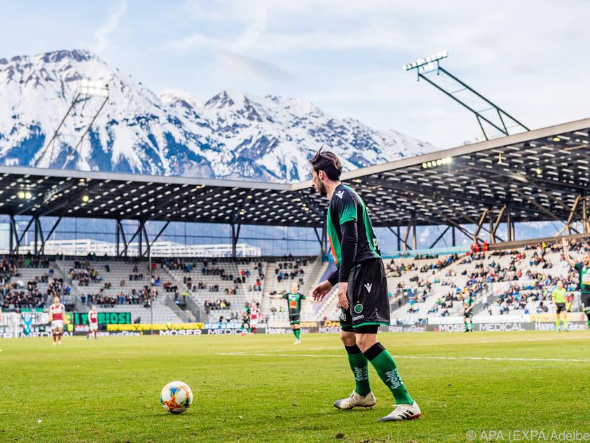 Ein Sehnenriss zwingt Stefan Perić zur Pause