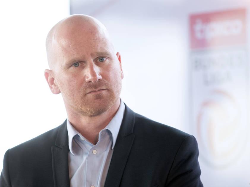 Bundesliga-Vorstand Christian Ebenbauer wundert sich