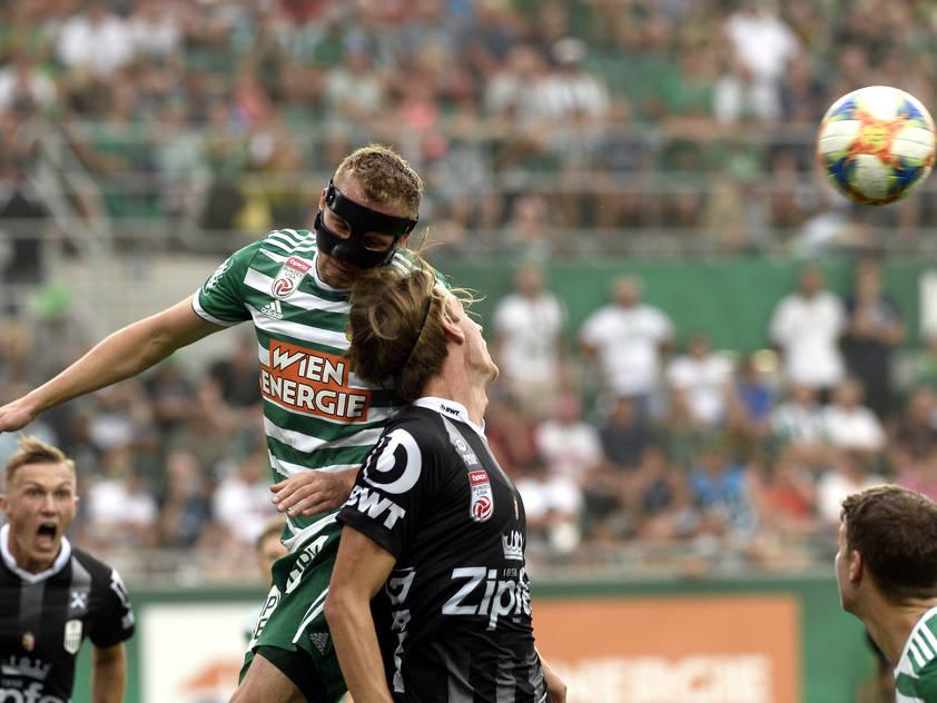 Marko Raguz kämpft gegen Christoph Dibon