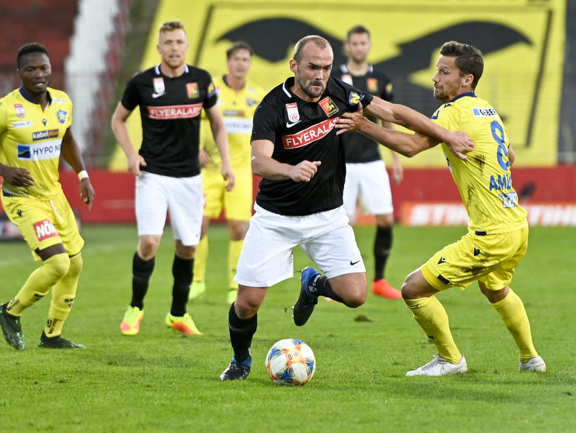 Admira bleibt Schlusslicht in der Bundesliga
