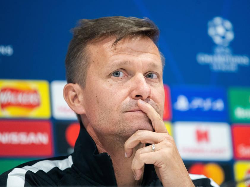 Salzburg-Coach Jesse Marsch fordert Disziplin