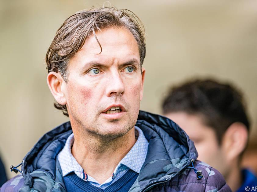 Altach-Trainer Alex Pastoor will einen mutigen Auftritt seiner Kicker sehen