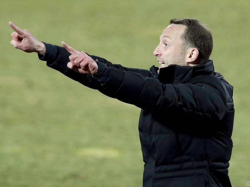 Ferdinand Feldhofer trifft auf seinen Ex-Klub