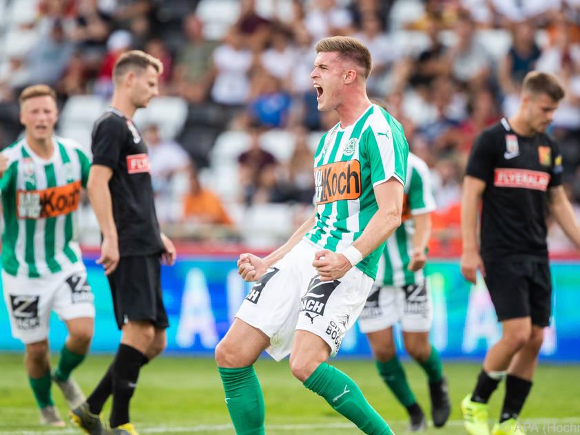 Marko Kvasina will bald in Belgien über Tore jubeln