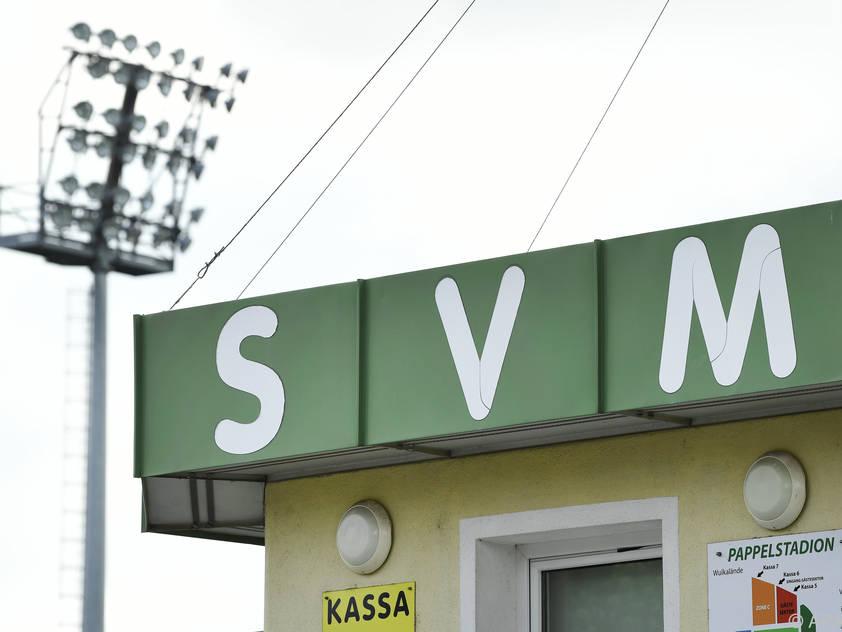 Der SV Mattersburg steht vor dem Aus