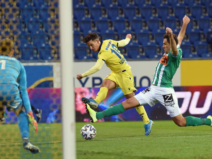 Nedeljko Malić wirft sich auch nach Karriereende noch für den SVM ins Zeug