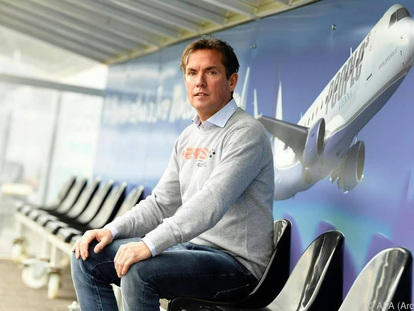 Altach-Coach Alex Pastoor freut sich auf die neue Saison