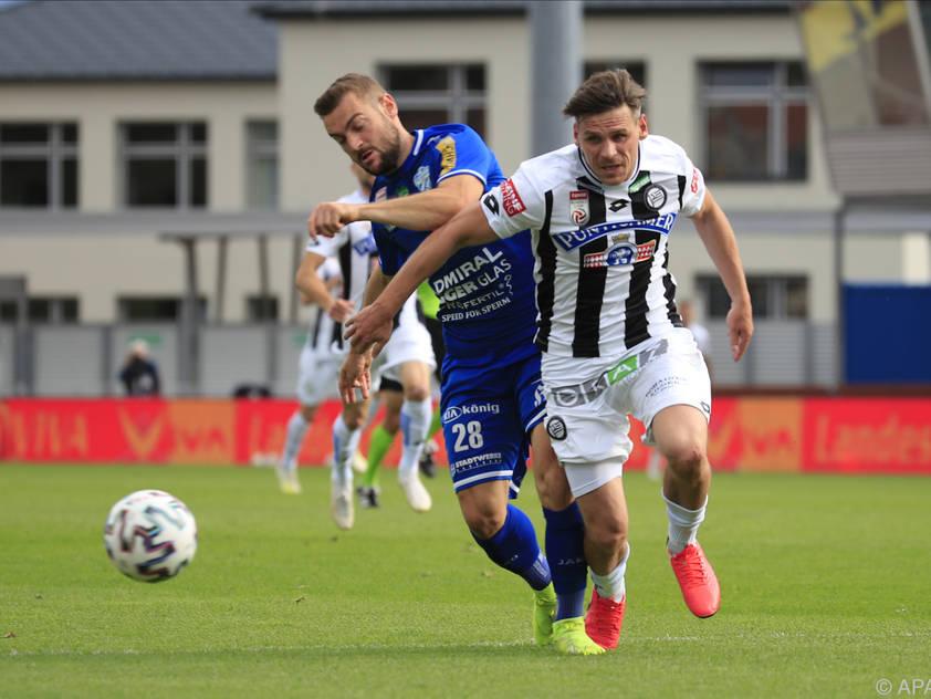 Christoph Leitgeb spielte zuletzt bei Sturm Graz